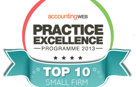 top 10 small firms 2013