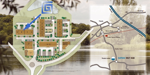 Theale Lakes Business Park