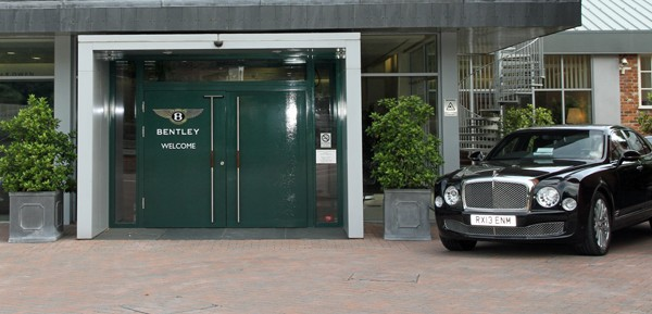 Bentley Pangbourne