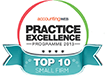 Accounting Web Practice Excellence Programme 2013 - Top 10 Small Firm