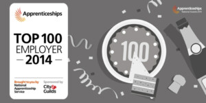 top 100 employer